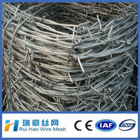 2015 hot sale barbed wire roll price fence