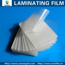 luggage tag(64x108mm 2-1/2''x4-1/4')175mic or 7mil laminating film