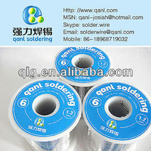 PCB and LED low temperature lead-free welding wire