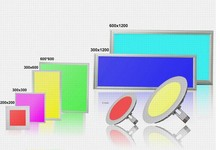External constant- current driver 72W rgb led panel with 2 years warranty