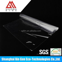 Packaging shrink wrap clear plastic tpu film