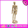 Adjustable wooden manikin toy wholesale,wooden drawing manikin,Artist wooden manikin,manikins hand,wooden craft W06D041-B