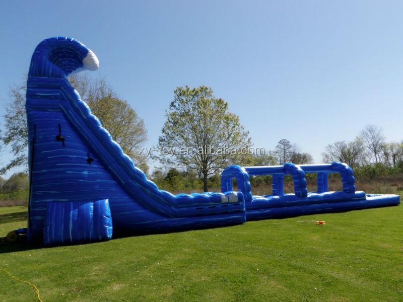 Water Slide,big Inflatable