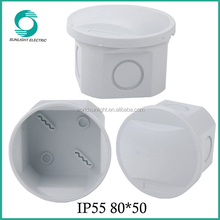 CE approved waterproof enclosure cable junction box