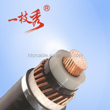 Underground Application and PVC Jacket electric cable 33KV