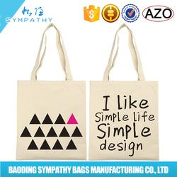 Top quality customized canvas cotton bag,custom cotton tote bag,foldable cotton shopping bag