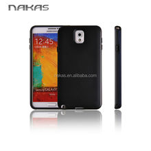 Unique 2 in 1 hybrid cell phone case for Samsung galaxy note 3