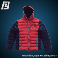 Men Active Winter Windproof New Stylish Padding Jacket Outwear