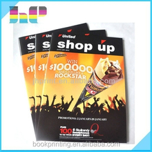 Best Sale Customized Low Cost Magazine Printing/On Time Shipment