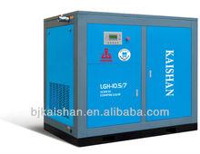 KAISHAN LG-20/7G Stationary Electric Rotary Screw Air Compressor(102 psi, 706 cfm,150 HP)