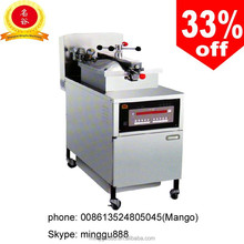 CE Fried/frying chicken/chips GAS/ELECTRIC Kfc mcdonalds pressure/deep fryer/cooker equipments machine for sale, M-001