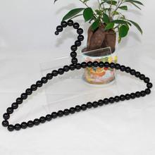New design fashion bead clothes hanger
