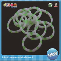 new designs diy silicone loom bands rubber band raw material