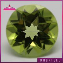 faceted natural peridot gemstone price