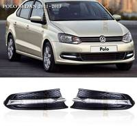 vw polo sedan accessories and LED Daytime Running Light for vw polo sedan led DRL,drl led fog lamp,daytime driving light