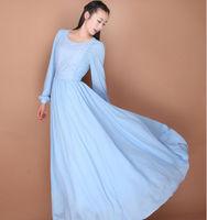 Beautiful Islamic Dress Muslimah Clothes Islamic turkey style moroccan kaftan abaya Middle East Ethnic Region Muslim long dress