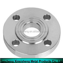 ansi b16.5 stainless steel carbon steel forged flange