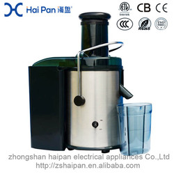 New Style separate pulp container and juice container juicer