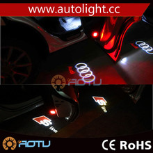 Car Door Logo Laser Projector Welcome Ghost Shadow LED Lights