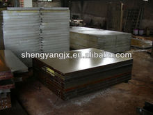 990*2640mm hot platens for woodworking hot press