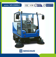 swifter cleaning equipment, ride on sweeper,Yard cleanning machine