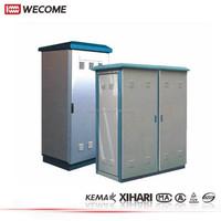 PLC Control Cabinet Mitsubishi Control Board Electric Switchgear