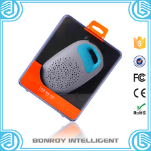 Most convenient using for shower water resistant bluetooth speaker wireless and mini