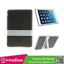 For iPad Mini 2 Detachable TPU & PC Hybrid Antiskid W/Stand Case