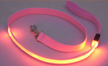 Fashionable Lovely Led Dog Leash/Led Pet Collars Whoelsale in China