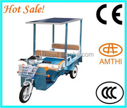 solar electric tricycle for passenger electric tricycle adults , AMTHI