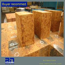 rotary kiln cooling zone refractory bricks of SiC containing high alumina brick