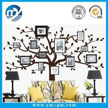 Removable family tree wall sticker photo family tree