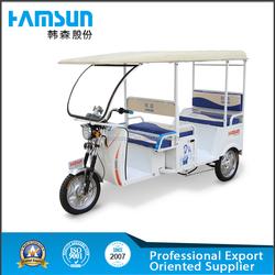 China 3 wheel motor tricycle or electric Rickshaw hset-03