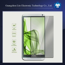 Best quality! For htc m8 tempered glass screen protector wholesale!