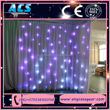 ACS Starlight Backdrop Curtain, Wedding Portable Stage Curtain Backdrop