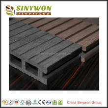 Hot Sale 25 Years Period Use Hollow WPC Decking