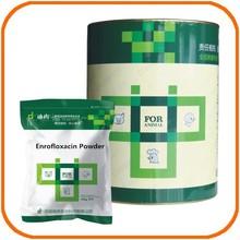 Drugs Enrofloxacin Powder Animal Antibiotics Sale for Poultry