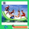 Hot selling 0.9mm PVC tarpaulin inflatable water slide game