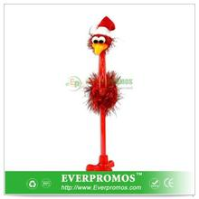 Novelty Design Christmas Bird Pen For Fun