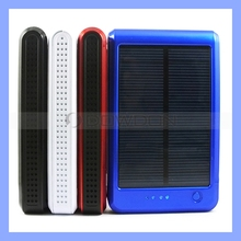 5V 1A/5V 2.1A Tablet Lithium Battery Charger Solar Power Bank