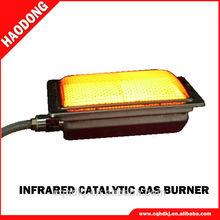 Caliente venta de gas quemador de la parrilla piezas infrarroja calentador ( HD220 )