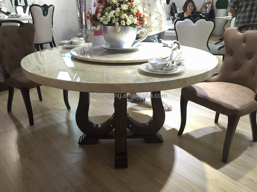 Superior Dining Table With Rotating Center Home Design Judea Us