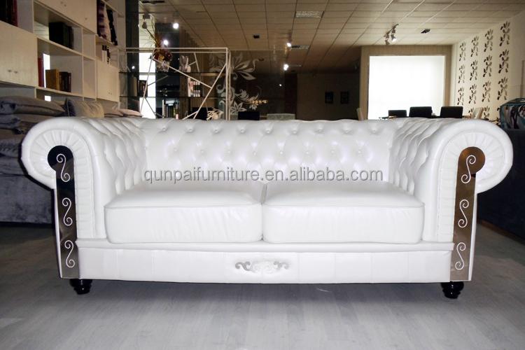 Pin neo classic sofas on pinterest - Sofa piel vintage ...