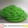 Promotion!!! Green Easter egg design Felt placemat for home decoration