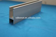 Perfil de aluminio ventanas y puerta
