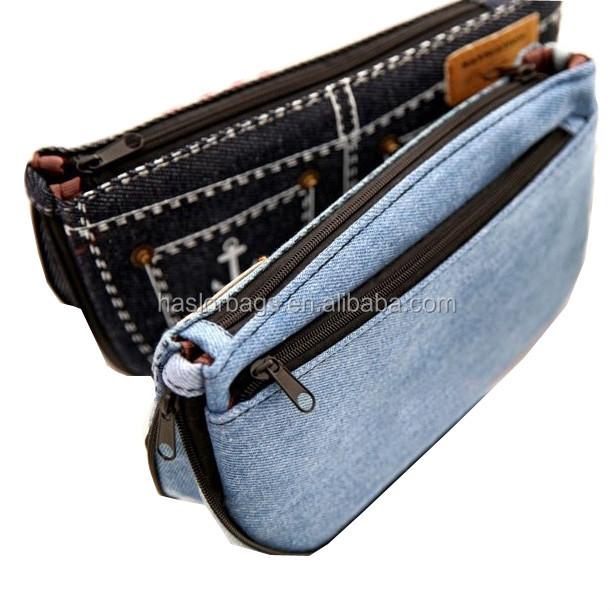 Fashion Pencil Bag /Jeans Pencil Case for Girls