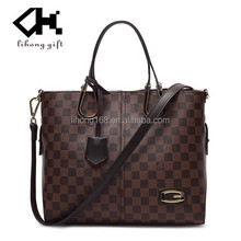 LH OEM women handbag real leather handbags for women