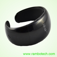 Fashionable&Elegant for iphone bluetooth bracelet with vibration and caller id