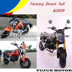 2016 NEW design MONKEY bike/kids moto/mini gas motorcycles for sale