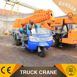 Easy Operation Chinese Tricycle Crane 3 Ton Truck with 22m Lifting Boom